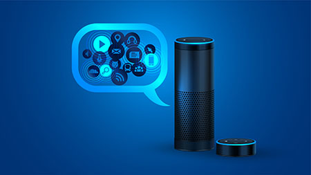 Voice activated virtual assistants
